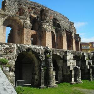 teatro romano Benevento visitare centro