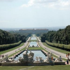 reggia Caserta fontana palazzo reale
