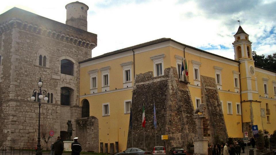 rocca rettori Benevento museo Sannio