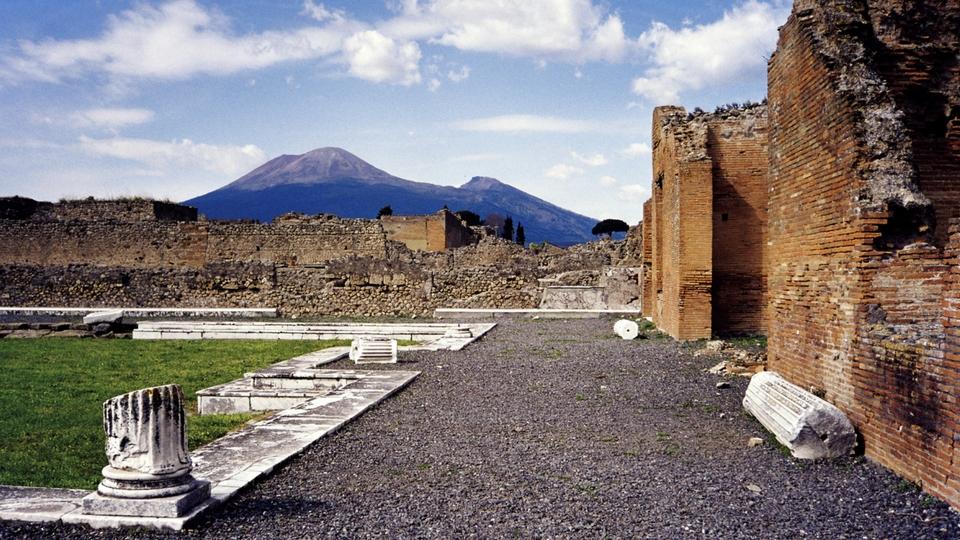 Pompei Vesuvio