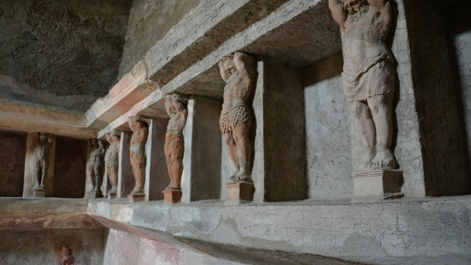Pompei palestra