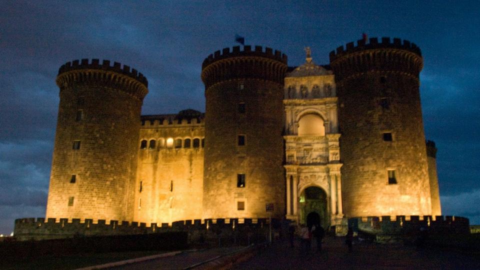 Napoli Castel Nuovo