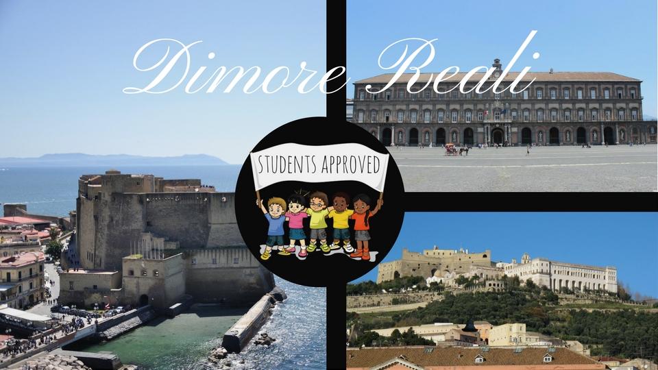 Napoli castelli dimore reali