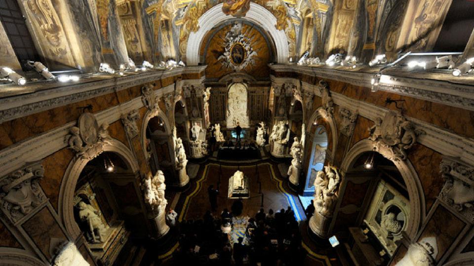 Panoramica Cappella