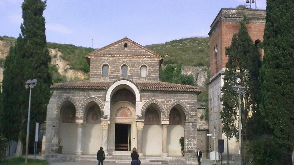 Capua, Abbazia
