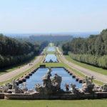 caserta reggia giardini